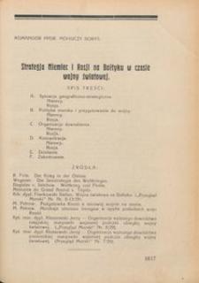 Przegląd Morski : miesięcznik Marynarki Wojennej, 1931, nr 30-31