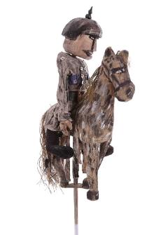 Prusak na koniu