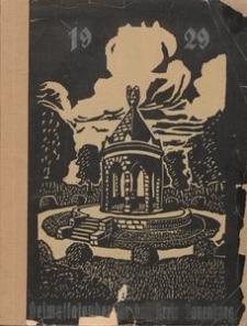 Heimatkalender für den Kreis Lauenburg i. Pom. 1929