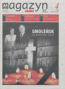 """Magazyn """"Solidarność"""", 2011, nr 4"""