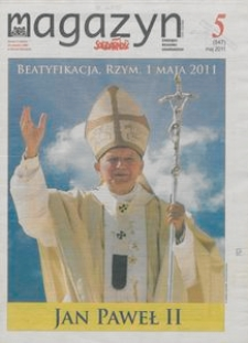"""Magazyn """"Solidarność"""", 2011, nr 5"""