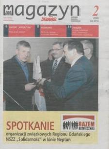 """Magazyn """"Solidarność"""", 2012, nr 2"""