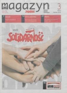 """Magazyn """"Solidarność"""", 2012, nr 3"""