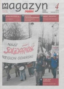 """Magazyn """"Solidarność"""", 2012, nr 4"""