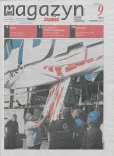 """Magazyn """"Solidarność"""", 2012, nr 9"""