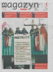 """Magazyn """"Solidarność"""", 2013, nr 5"""