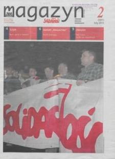 """Magazyn """"Solidarność"""", 2015, nr 2"""