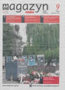 """Magazyn """"Solidarność"""", 2015, nr 9"""