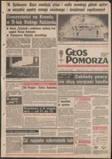 Głos Pomorza, 1987, listopad, nr 257