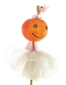 Lalka owocowa (jabłko) 1