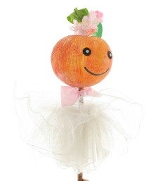Lalka owocowa (jabłko) 3