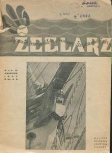 Żeglarz : miesięcznik harcerskich drużyn żeglarskich, 1937, nr 4
