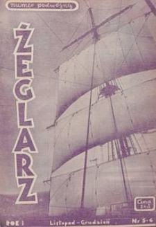 Żeglarz : miesięcznik dla młodzieży poświęcony pracy na morzu, 1946, nr 5-6
