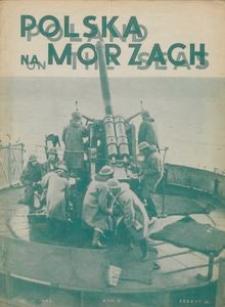 Polska na Morzach = Poland on the Seas : organ poświęcony zagadnieniom morskim i kolonjalnym : Polish monthly, 1942, nr 3