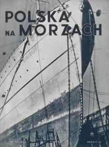Polska na Morzach = Poland on the Seas : organ poświęcony zagadnieniom morskim i kolonjalnym : Polish monthly, 1942, nr 4