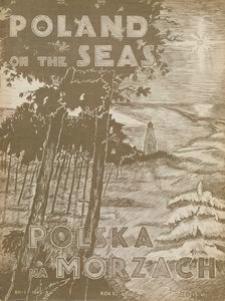 Polska na Morzach = Poland on the Seas : organ poświęcony zagadnieniom morskim i kolonjalnym : Polish monthly, 1942, nr 6