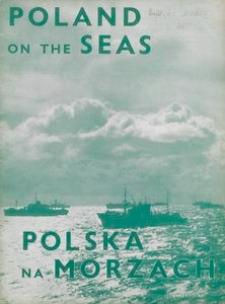 Polska na Morzach = Poland on the Seas : organ poświęcony zagadnieniom morskim i kolonjalnym : Polish monthly, 1943, nr 8