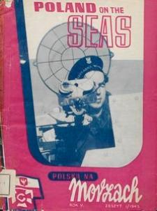 Polska na Morzach = Poland on the Seas : organ poświęcony zagadnieniom morskim i kolonjalnym : Polish monthly, 1945, nr 25