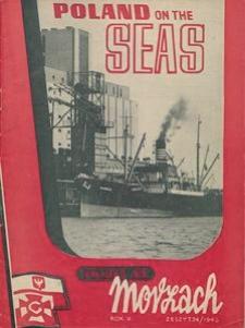 Polska na Morzach = Poland on the Seas : organ poświęcony zagadnieniom morskim i kolonjalnym : Polish monthly, 1945, nr 27
