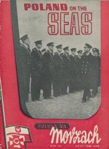 Polska na Morzach = Poland on the Seas : organ poświęcony zagadnieniom morskim i kolonjalnym : Polish monthly, 1946, nr 30