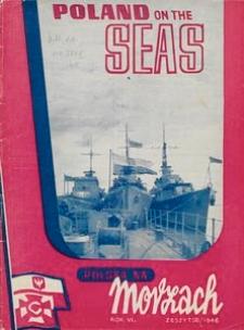 Polska na Morzach = Poland on the Seas : organ poświęcony zagadnieniom morskim i kolonjalnym : Polish monthly, 1946, nr 31
