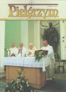 Pielgrzym : Pismo Katolickie, 1997, R. VIII, nr 21 (205)