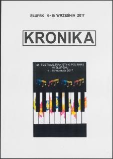 Kronika : 51 Festiwal Pianistyki Polskiej