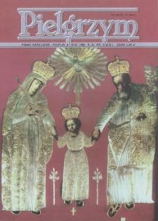 Pielgrzym : Pismo Katolickie, 1998, R. IX, nr 5 (215)