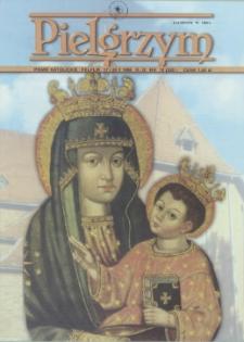 Pielgrzym : Pismo Katolickie, 1998, R. IX, nr 10 (220)