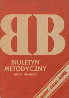 Biuletyn Metodyczny Ziemia Gdańska, 1979, nr 126
