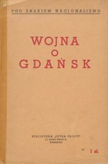 Wojna o Gdańsk