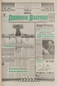 Dziennik Bałtycki, 1993, nr 83