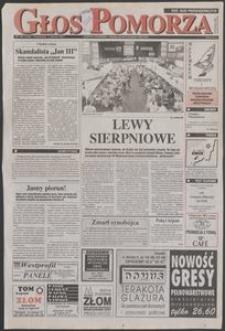 Głos Pomorza, 1997, sierpień, nr 186