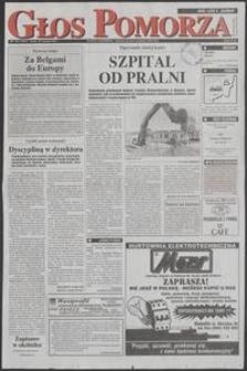 Głos Pomorza, 1997, sierpień, nr 199