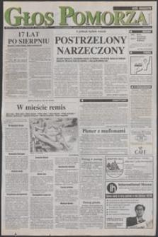 Głos Pomorza, 1997, sierpień, nr 202