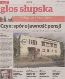 Głos Słupska : tygodnik Słupska i Ustki, 2016, nr 111