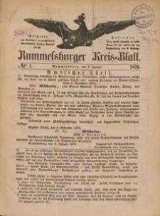Rummelsburger Kreisblatt 1876