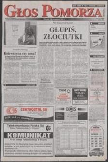 Głos Pomorza, 1997, wrzesień, nr 216