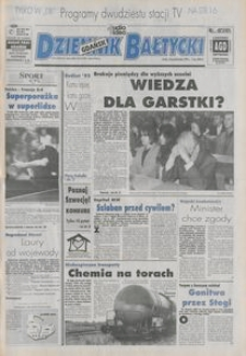 Dziennik Bałtycki, 1994, nr 250