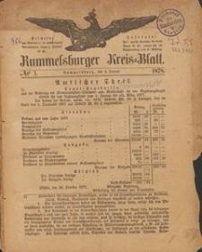 Rummelsburger Kreisblatt 1878