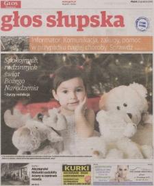 Głos Słupska : tygodnik Słupska i Ustki, 2016, nr 299