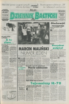 Dziennik Bałtycki, 1995, nr 12