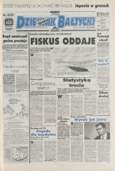 Dziennik Bałtycki, 1995, nr 16