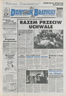 Dziennik Bałtycki, 1995, nr 20