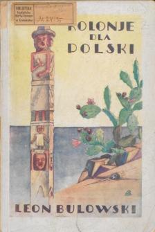 Kolonje dla Polski