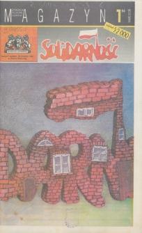 """Magazyn """"Solidarność"""", 1994, nr 1"""