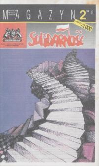 """Magazyn """"Solidarność"""", 1994, nr 2"""