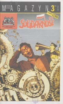 """Magazyn """"Solidarność"""", 1994, nr 3"""