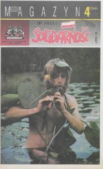 """Magazyn """"Solidarność"""", 1994, nr 4"""