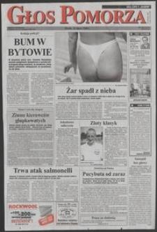 Głos Pomorza, 1998, lipiec, nr 169